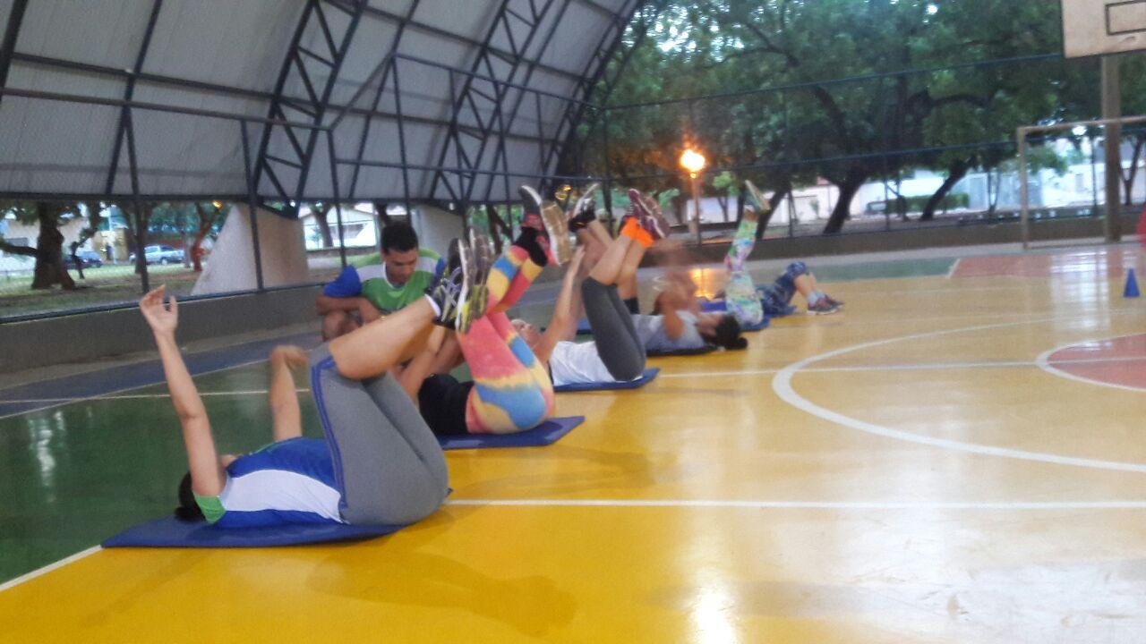 Assemp Fitness Academia Oferecerá Treino Funcional A Partir